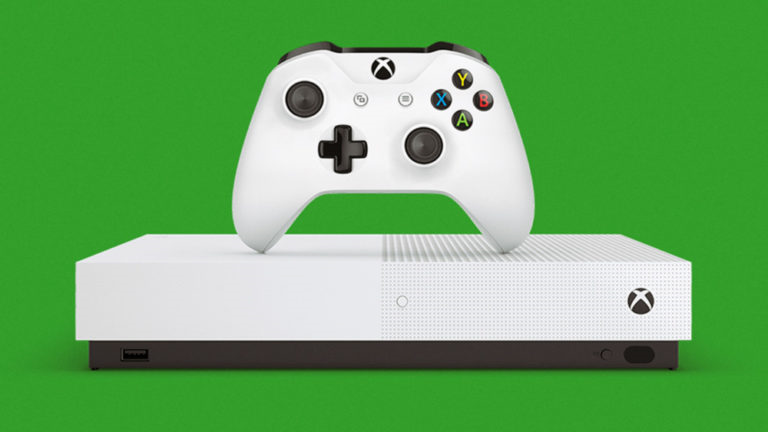 Новый Xbox One S All-Digital Edition за 249 долларов